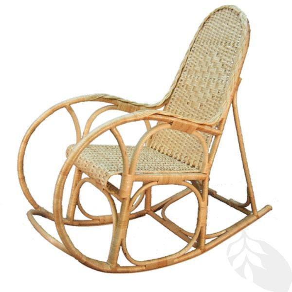 Кресло качалка своими руками из лозы